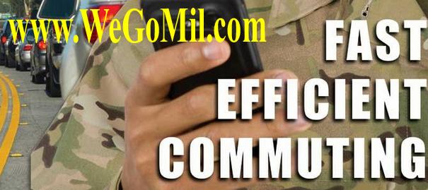 Try www.WeGoMil.com